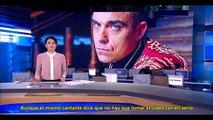 Robbie Williams pide disculpas a sus fans rusos por la canción ''Party like a Russian''.