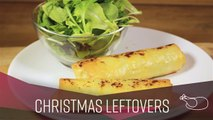How To: Leftover Cheese potato parcels