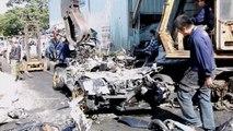 Une Lamborghini Murciélago à 340 000$ détruite par le gouvernement taïwanais