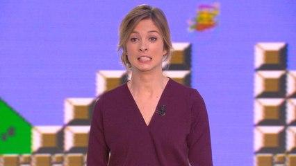 Mario, c'était dur ! - Le Journal des Jeux Vidéo du 18/12 – CANAL+