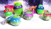 Ninja Turtles Surprise Eggs ☯ Play Doh, Cars, Avengers ☯ Oeufs Surprises Tortues Ninjas