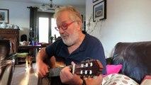 Christian Ancelet, chansonnier à Travecy