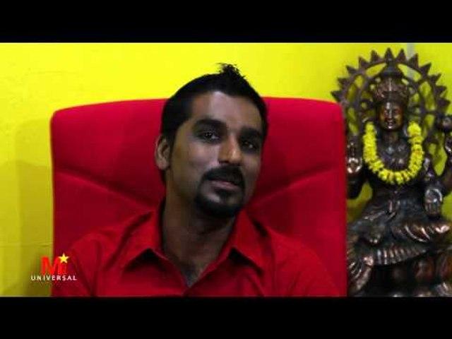 Laddu Love (Andrew) - Making of Laddu Love HD (Malaysian Star)