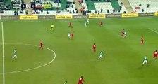 Kubilay Kanatsizkus Goal - Bursaspor1-0Antalyaspor 19.12.2016
