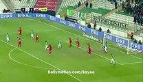 Pablo Batalla Goal Annulled HD - Bursaspor 0-0 Antalyaspor - 19.12.2016