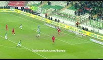 Pablo Batalla Goal HD - Bursaspor 2-0 Antalyaspor - 19.12.2016