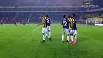 Moussa Sow Goal HD - Fenerbahce 1 - 0t Genclerbirligi 19.12.2016