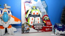 Transformers Rescue Bots Medix the Doc Bot, Chase, Blurr, Blades Toy Unboxing, Lots of Toys