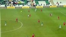 Kubilay Kanatsizkus Goal - Bursaspor 1-0 Antalyaspor 19.12.2016