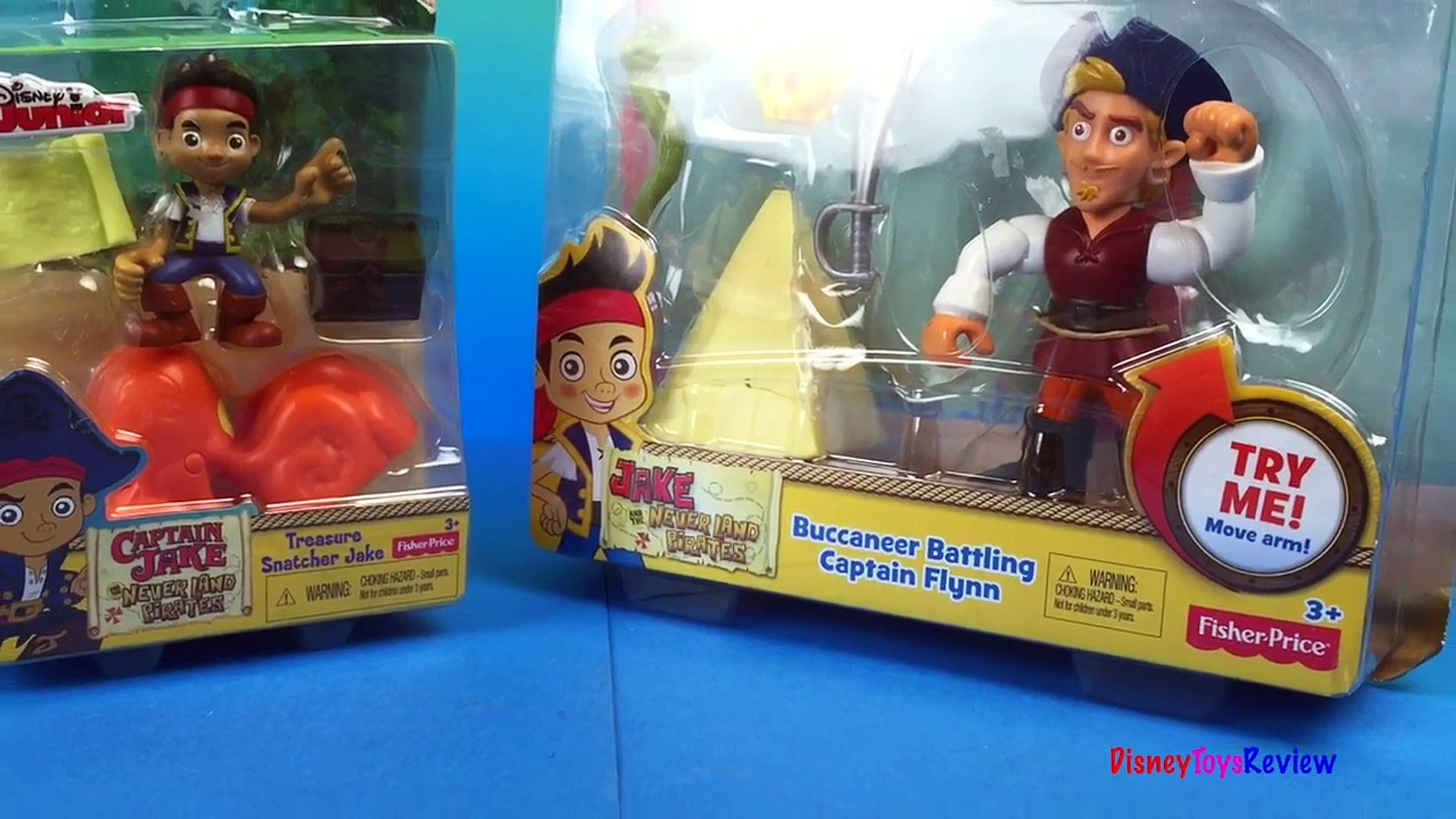 Le capitaine jake and the neverland pirates-créature aventure issy-CGJ68-new