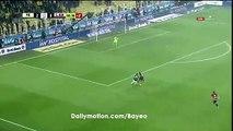 Moussa Sow Goal - Fenerbahce 3-0 Genclerbirligi - 19.12.2016