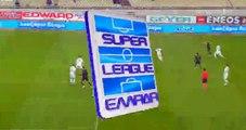 Tomas Pekhart Goal - AEK Athens FC1-0Giannina 19.12.2016