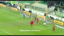 Bursaspor vs Antalyaspor 2-1 All Goals & Highlights HD 19.12.2016