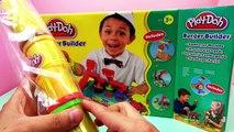 Play Doh Burger Shop deutsch - Burger Küche [unboxing] - Fast Food mit Knete selber machen