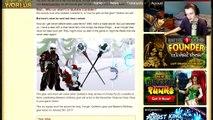 AQW NEWs NULGATH CLASS !?! AQW 2016 - Void Warlord Nulgath