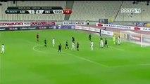 1-1 Christopher Maboulou Goal  - AEK Athens 1-1 PAS Giannina 19.12.2016