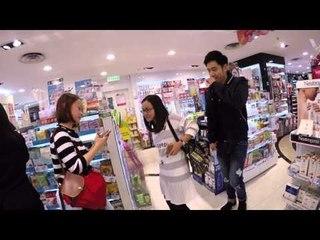 Nick钟盛忠 在香港遇到粉丝