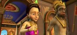 Bal Hanuman 2 - Bal Hanuman Gets A Scolding - Kids Cartoon Comedy Scene