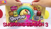Shopkins Season 3 Mega 30 Blind Baskets Unboxing with Rare & Ultra Rare Shopkins Surprises