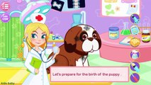 Animal Doctor Care - Puppies need your help | Care Of Pets My Newborn Baby Pet | Game app for Kids