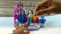 Shopkins Ice Skates with Elsa from Disney Frozen & Surprise Eggs - Mamma Kangaroo Toys