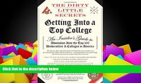Price The Dirty Little Secrets of Getting Into a Top College Pria Chatterjee On Audio