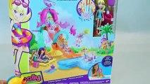 Mundial de Juguetes & Mundial de Juguetes & Disney Frozen Elsa, Polly Pocket Color Changer