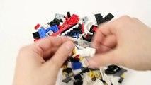 Lego Speed Champions 75873 Audi R8 LMS ultra - Lego Speed build