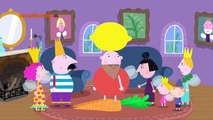 King Thistles New Clothes & The Elf School Ben and Hollys little kingdom all new english episodes