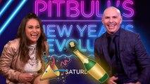 Pitbull Dice Cómo Cumplir Resoluciones de Año Nuevo y Te Invita a Su Fiesta de A