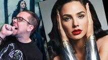 Beautiful New Gal Gadot Wonder Woman and She Comments About Wonder Woman Losing UN Ambassador