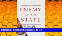 BEST PDF  Enemy of the State: The Trial and Execution of Saddam Hussein READ ONLINE