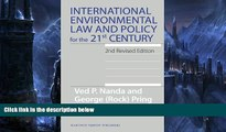 Buy Ved Nanda International Environmental Law and Policy for the 21st Century: 2nd Revised Edition