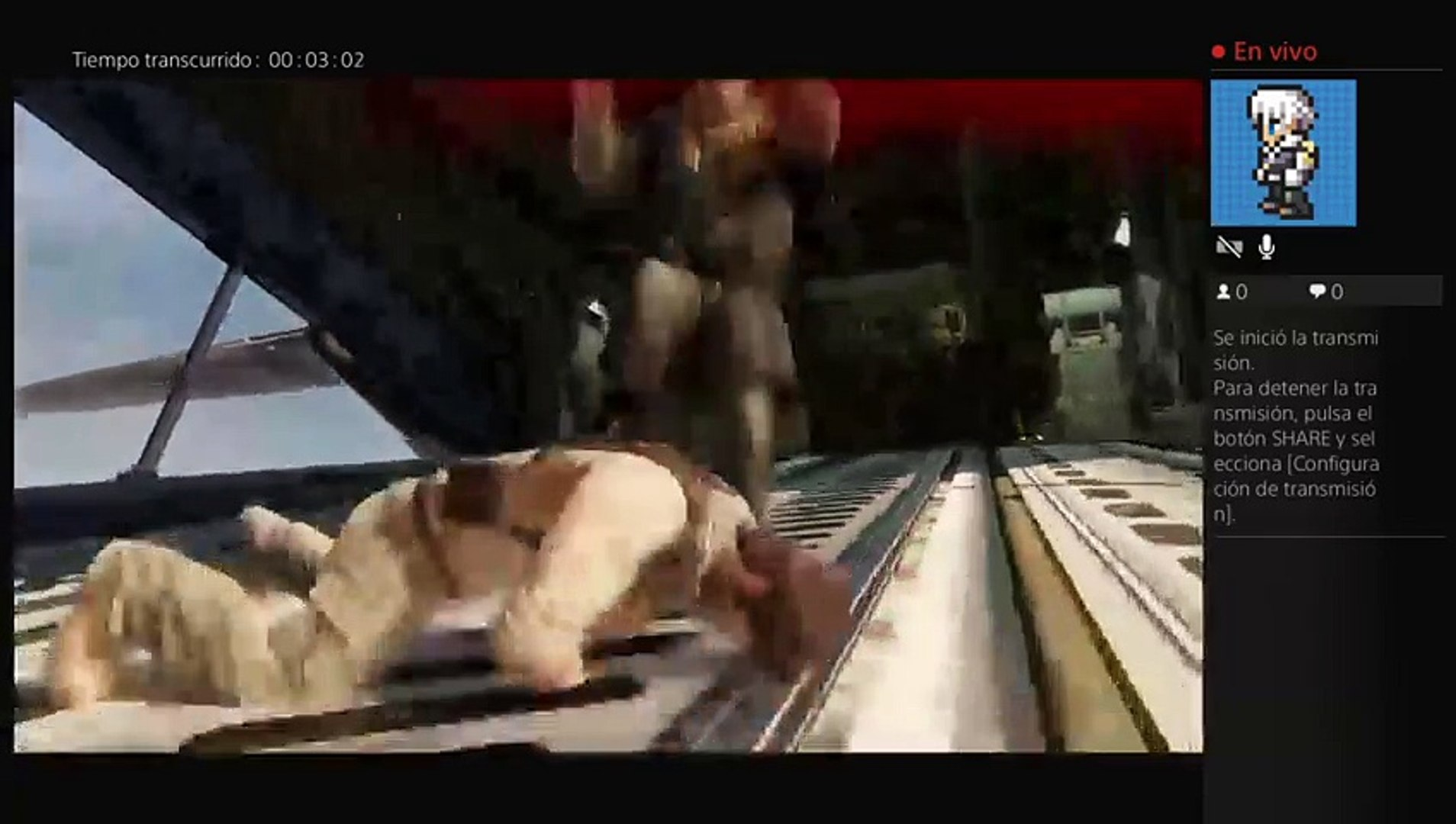 Uncharted Glitches in live