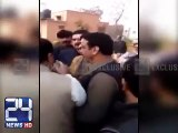 Fight Between Chaudhry Nisar Nephew and PTI Workers