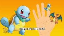 Pokemon Finger Family | Nursery Rhymes | 2D Animation From TanggoKids Nursery Rhymes