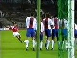 28.09.1994 - 1994-1995 UEFA Champions League Group B Matchday 2 Spartak Moskova 1-2 Paris Saint-Germain