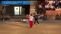Finale simple, Sport Boules, Euro Masculin, Nice 2016