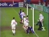 07.12.1994 - 1994-1995 UEFA Champions League Group B Matchday 6 Paris Saint-Germain 4-1 Spartak Moskova