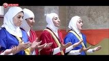 اولین ویدیو از تمرینات سنگین دختران کشتی گی�