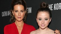 EXCLUSIVE: Kate Beckinsale on Daughter Lily Going to College & Holiday Plans With Ex Michael Sheen