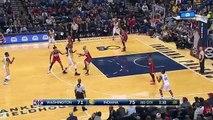NBA 2016/17: Washington Wizards vs Indiana Pacers - Highlights - (19.12.2016)