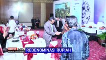 Sri Mulyani: Redenominasi Rupiah Refleksikan Kekuatan Ekonomi Indonesia