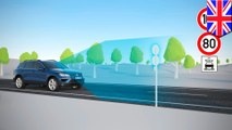 New technology enables cars to recognize road signs and alert drivers