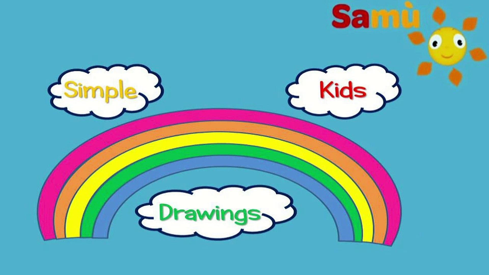 DOVE & PEACE: ORIGINAL PRESCHOOL ACTIVITIES - KIDS SIMPLE DRAWING for children, kids, babies