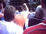 PSG-OM 2007 MARSEILLAIS ALLEZ ALLEZ AVANT MATCH POGO OM