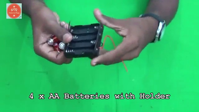How to Make a Battery Powered Hot Wire Foam Cutter