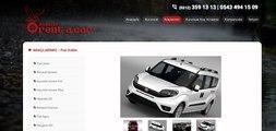 Ankara Oto Kiralama | Fiat Doblo | Ankara Kiralık Arac | Ankacar Rent A Car | Ekonomik Arac Kiralama