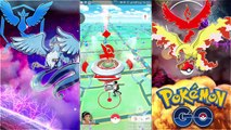 OMG! CATCHING ALL LEGENDARY POKEMON _ ARTICUNO, MOLTRES, ZAPDOS, MEW, MEWTWO & DITTO! POKEMON HACK