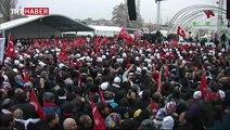 Cumhurbaşkanı Erdoğan: Tek millet, tek bayrak, tek vatan ve tek devlet